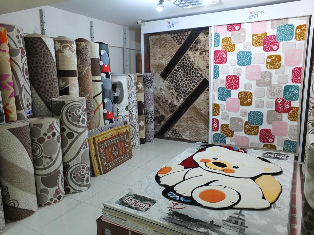 Aydın Halı Mobilya Buzdolabı ve Züccaciye Mağazası
